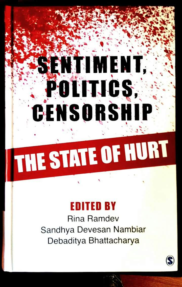 Book Extract: from Sentiment, Politics, Censorship: The State of Hurt