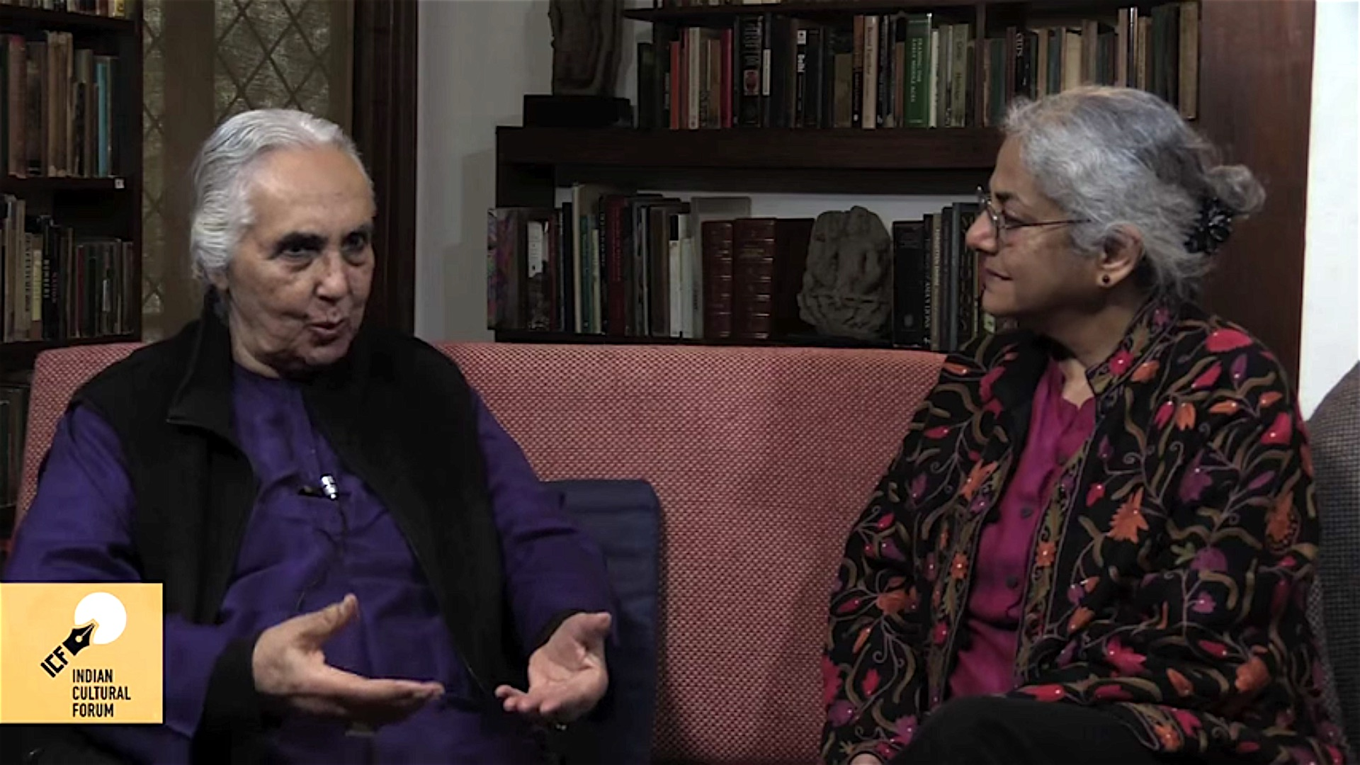 "Romila Thapar: ""The protests by JNU students and teachers have been remarkable . . ."""