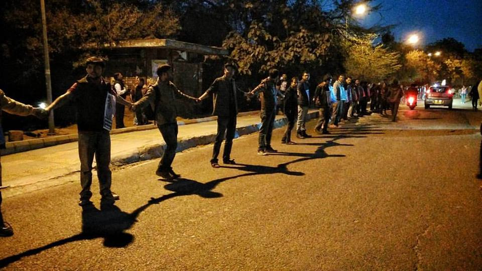Inside JNU, Solidarity Holds Us All Together