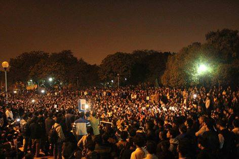 JNU and Our democracy