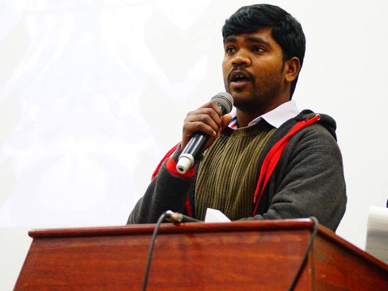 prasad speech