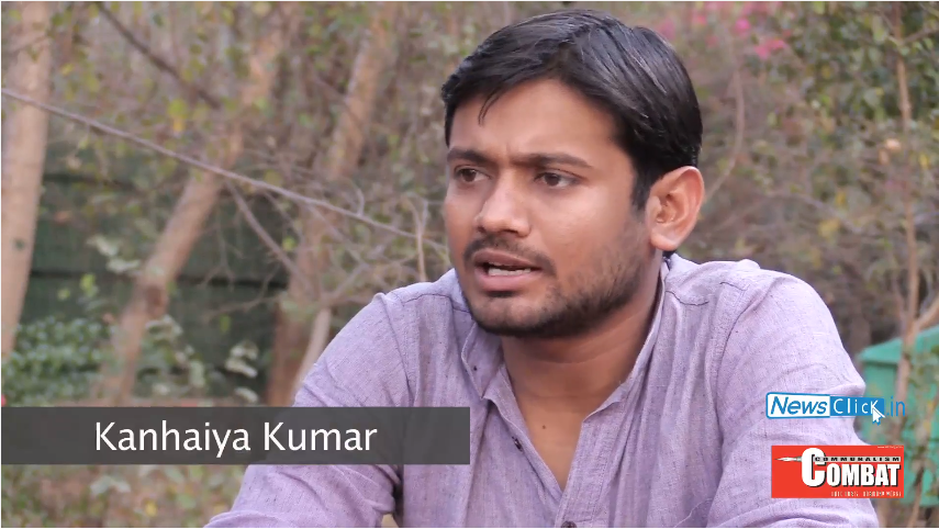 Azadi from the Modi government: Kanhaiya Kumar interviewed by Teesta Setalvad