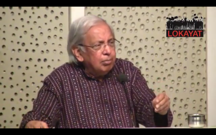 """Hope against hope"": a talk by Ashok Vajpeyi"