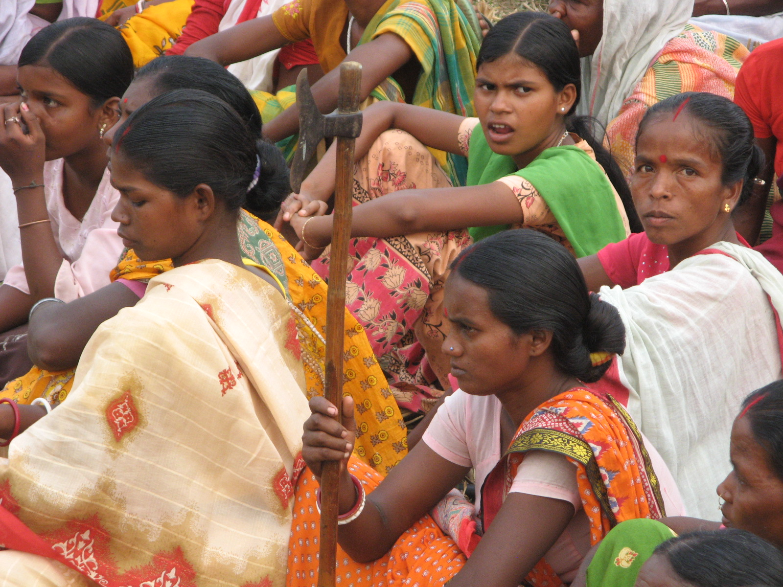 Yes, the Adivasi Will Not Dance!
