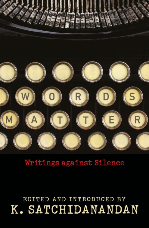 Extract from Words Matter: Writings Against Silence
