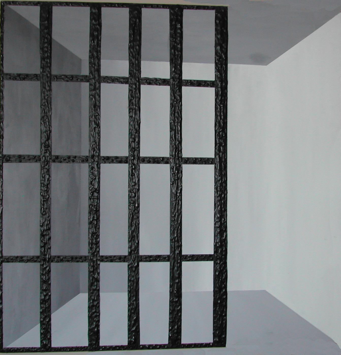 6. The prison doors (1986)