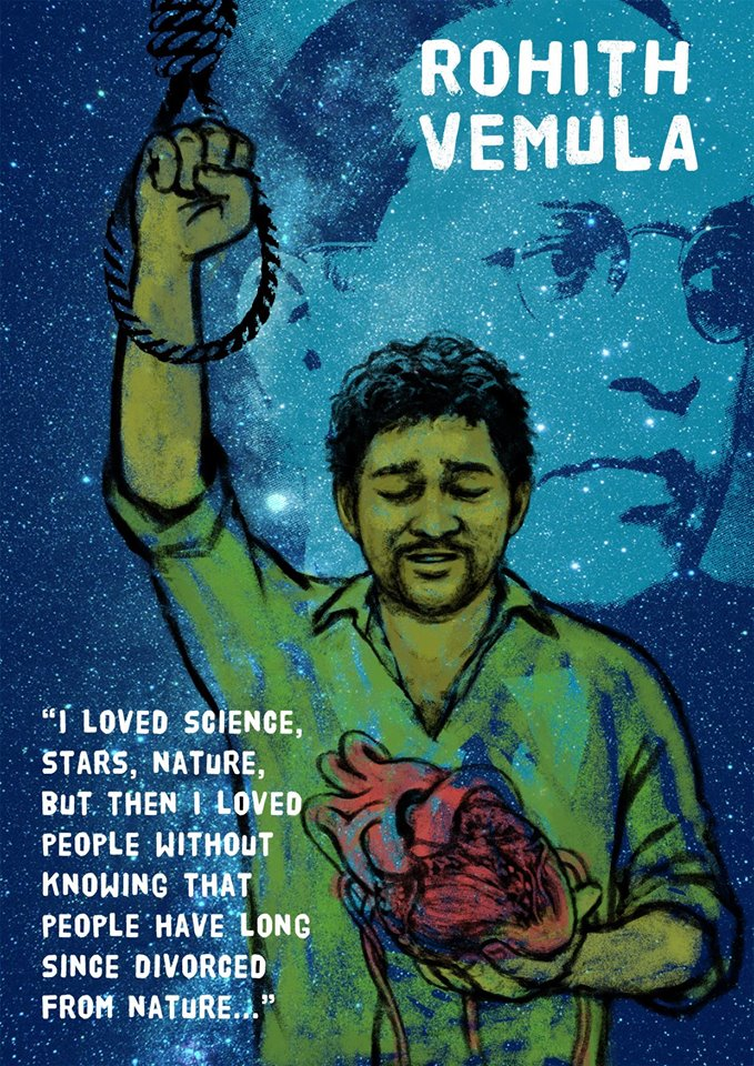 An Inquest into the Death of Rohith Vemula