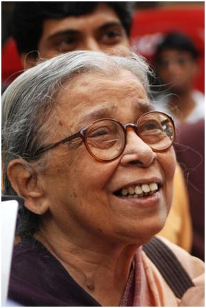 Mahasweta Devi: Living for Justice, Living Forever