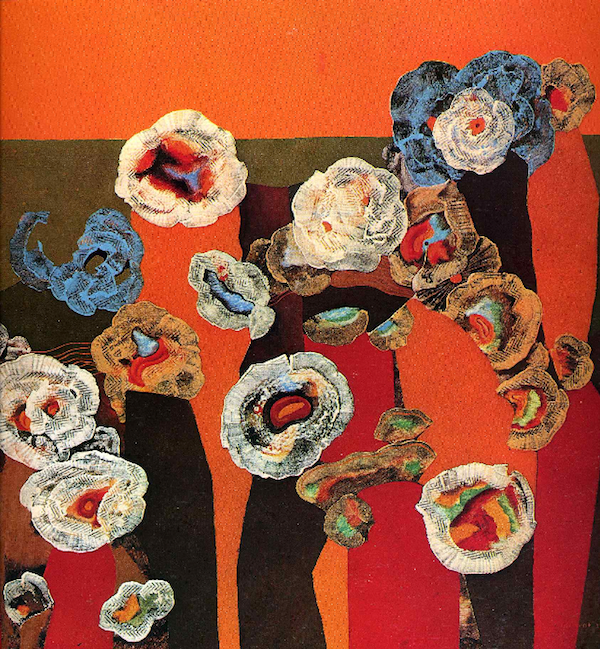 ernst flowers of seashells