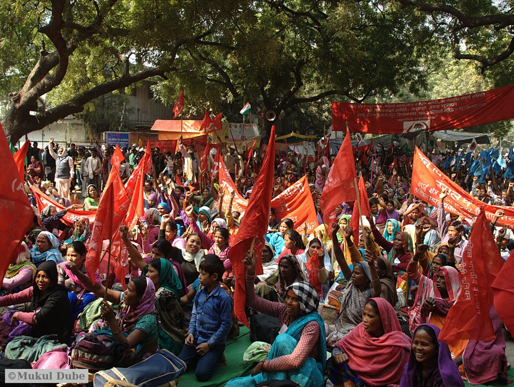 Bhoomi Adhikar Andolan: Notes from the National Convention