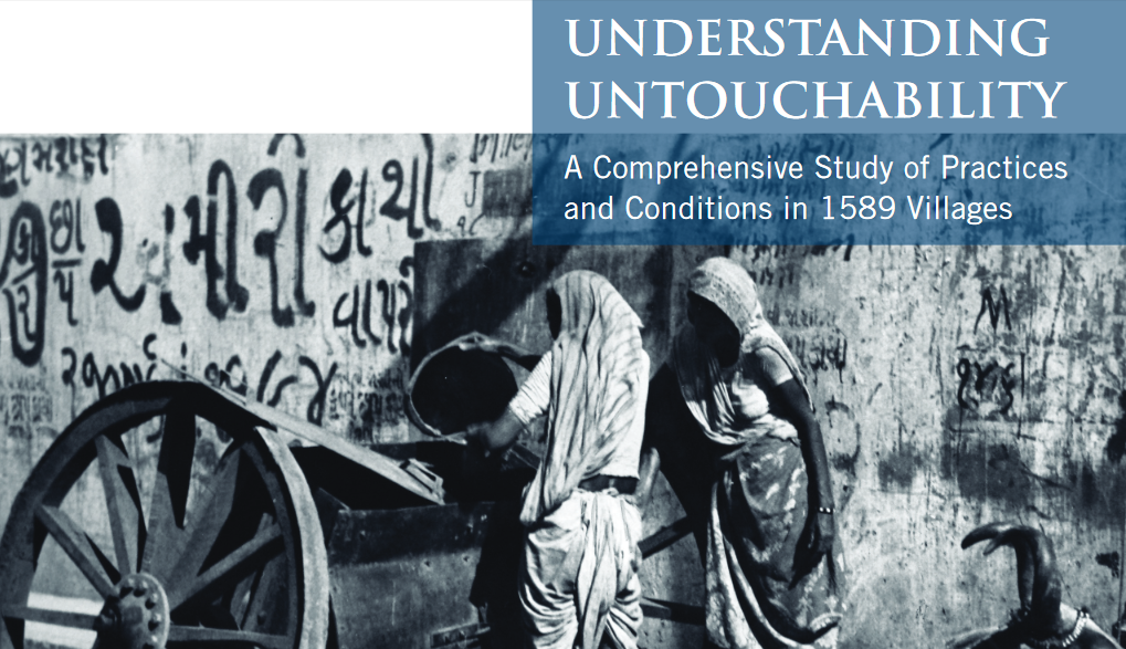 Understanding Untouchability:  A Comprehensive Study of Practices and Conditions in 1589 Villages