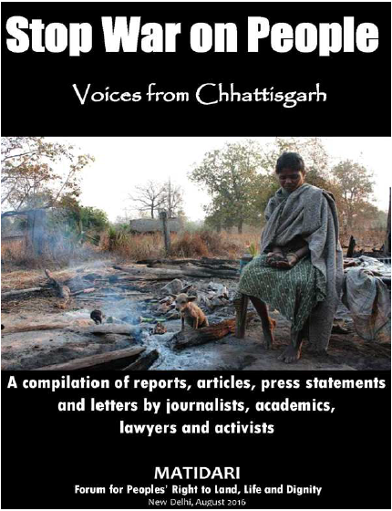 Stop War on People: Voices from Chhattisgarh