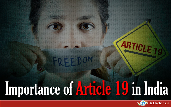 article 19 free speech writers artists