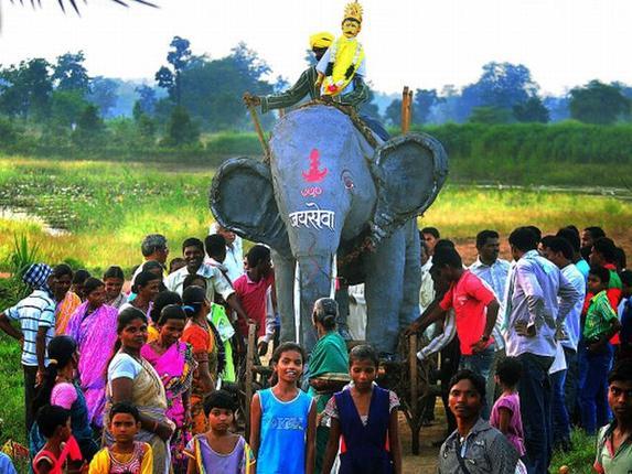 Celebrating Ravan