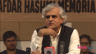 22nd Safdar Hashmi Memorial Lecture by P. Sainath