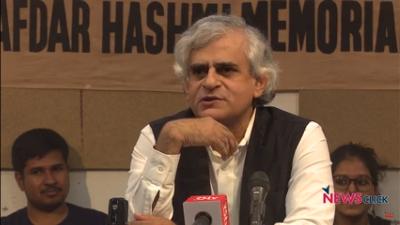 22nd Safdar Hashmi Memorial Lecture by P. Sainath
