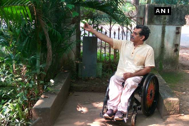 "Salil Chaturvedi the Poet, Not a ""Wheelchair Bound Disability Activist Attacked by Self-Avowed Nationalist Couple"""