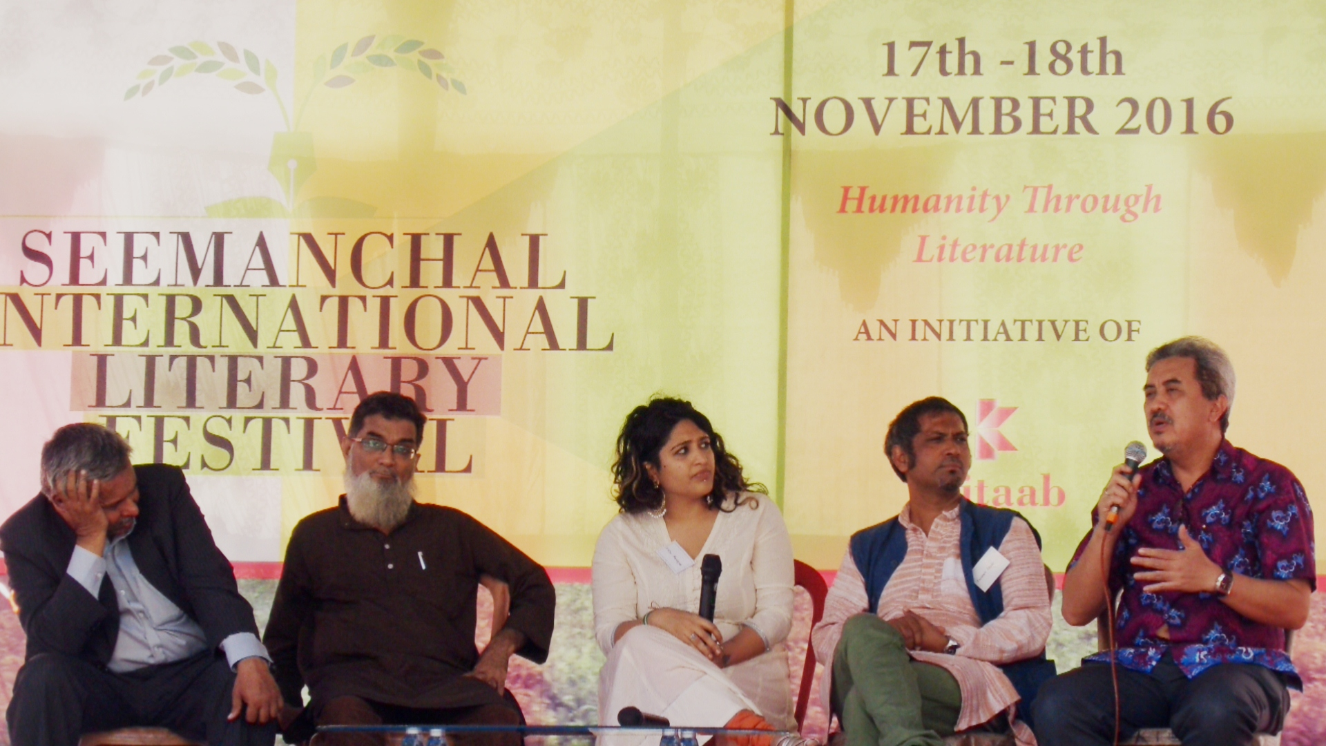 Seemanchal International Literary Festival 2016: Taking Literature to the Grassroots