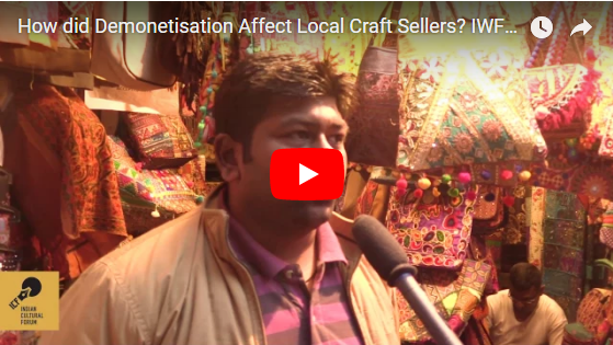 How did Demonetisation Affect Local Handicraft Sellers?