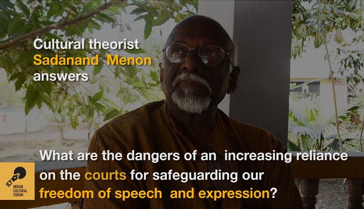 """Making the National Anthem Compulsory in Cinema Halls is a Call to Violence"": Sadanand Menon"