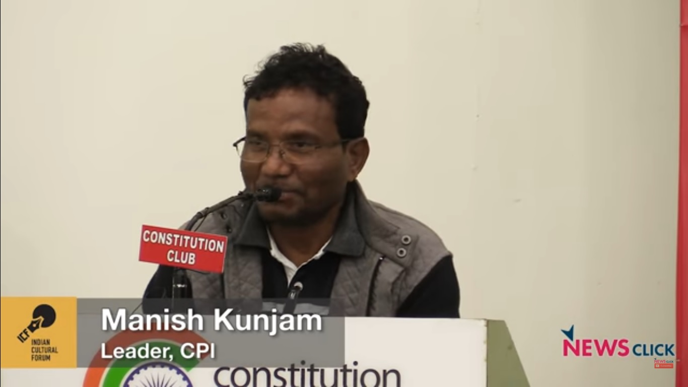 Manish Kunjam on Continuing Atrocities in Bastar