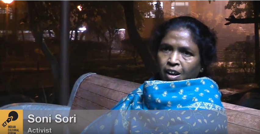 """Chhattisgarh Police sarkar ke goonde hain"": Soni Sori"