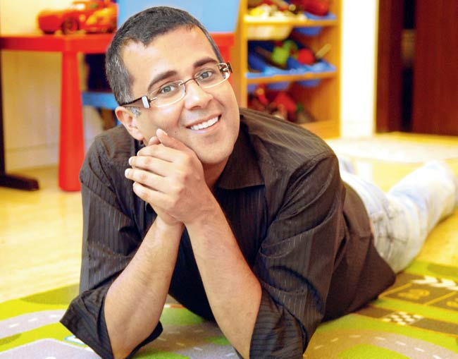 A Brain for Chetan Bhagat