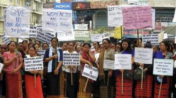 The Struggle for Gender Equality in Nagaland – It's Complicated