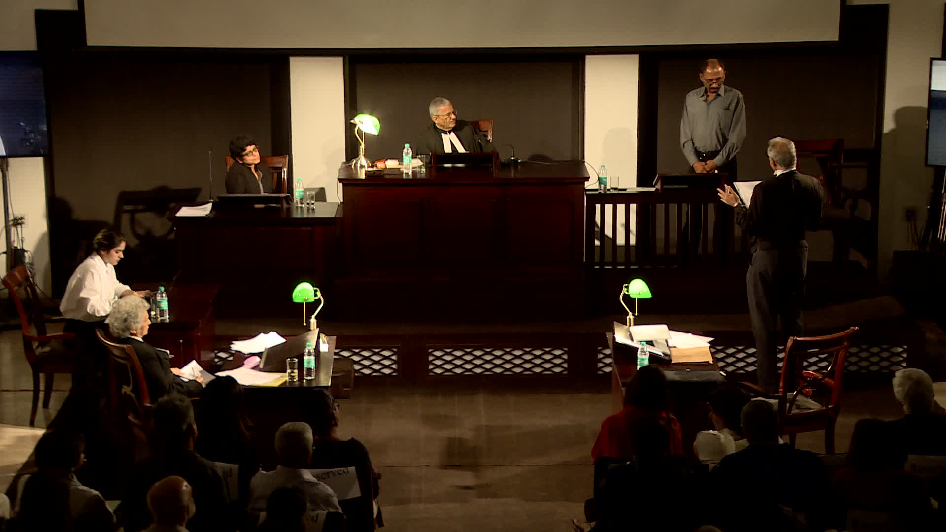 Art as Evidence in Court Rooms