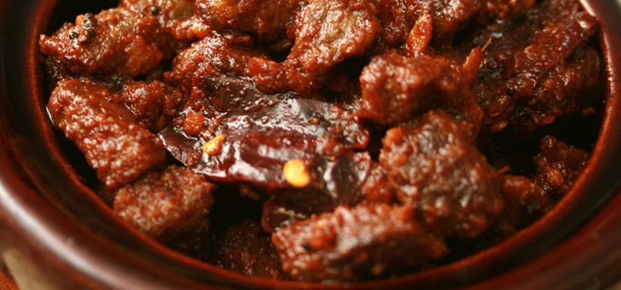 Indian Memories of Meat – Smoked Meat Pickle from Arunachal Pradesh