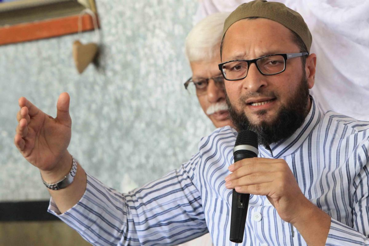 Owaisi to BJP: How is Cow 'Mummy' in UP but 'Yummy' in Northeast?