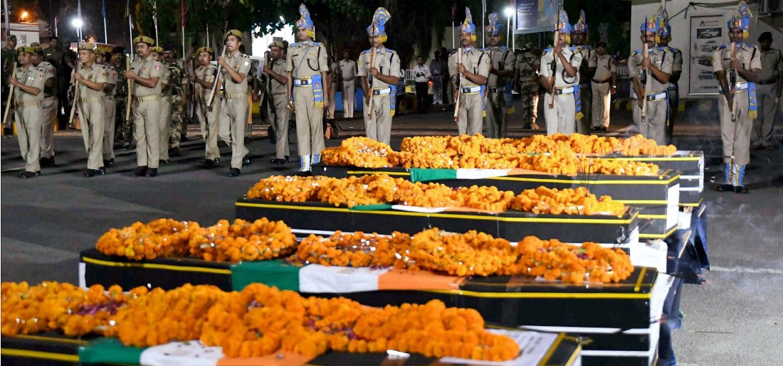 CRPF Jawans Have Been Killed in Sukma But Why Bring in JNU Again?