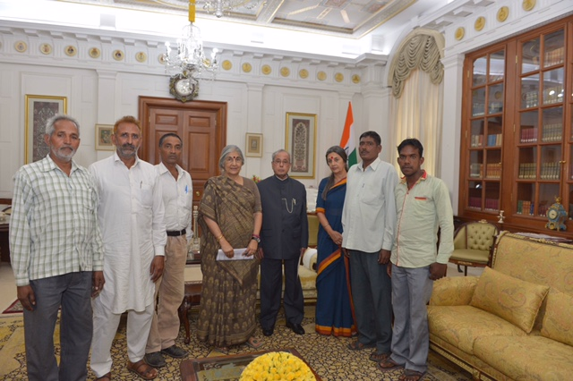 Saharanpur Attack: Meeting With the President by CPI (M) Delegation