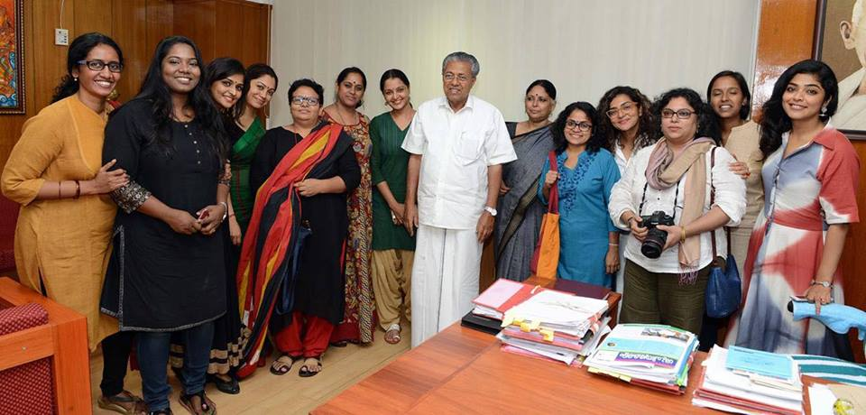 First of a Kind: Collective Formed in Kerala to Make Cinema Workspace Women Friendly