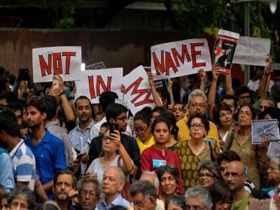 The Cultural Fraternity Protests the Unmaking of India