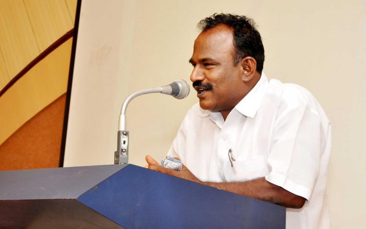 Writer Imayam's Speech at Dalit Writers' Meet