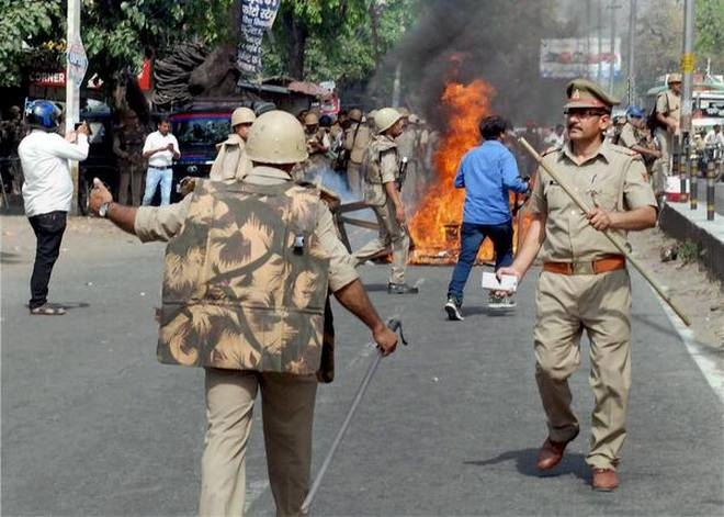 Public Statement on Continuing Caste Violence in Saharanpur, UP