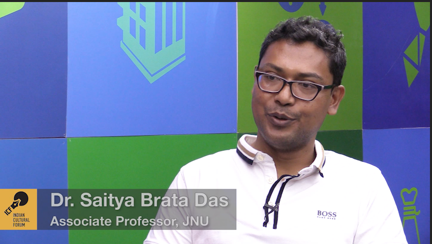 Why Was Dalit JNU Professor Saitya Brata Das Denied Promotion by the VC?