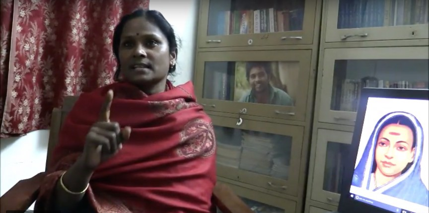 """Before I Go Out, I'll Create as Many Dalit Women Leaders as I can"" – Usha"