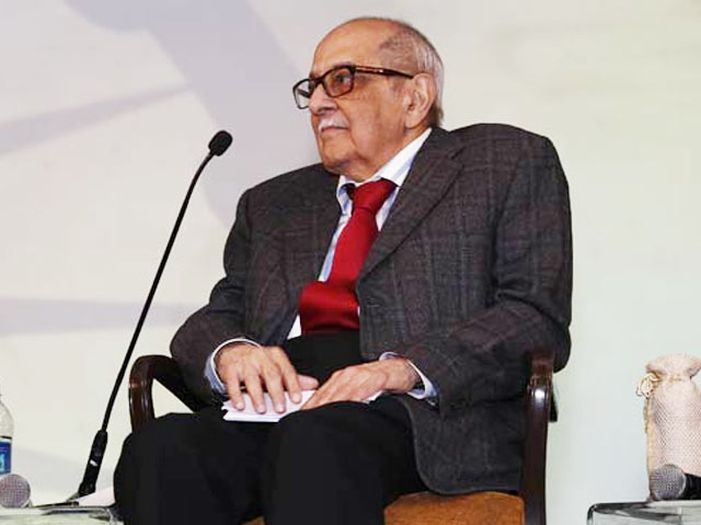 Fali S Nariman says the Raids on NDTV is Unconstitutional