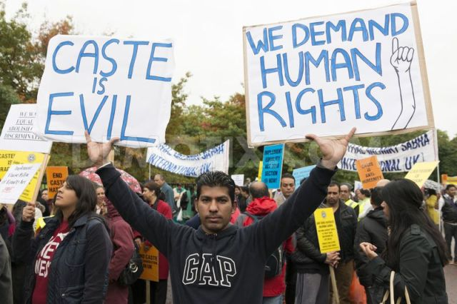 UK government's Public Consultation on Caste