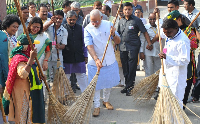 The Dirty Facade of Swachh Bharat Abhiyan