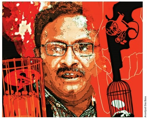 A convention in Delhi will mark one year of G N Saibaba's arrest