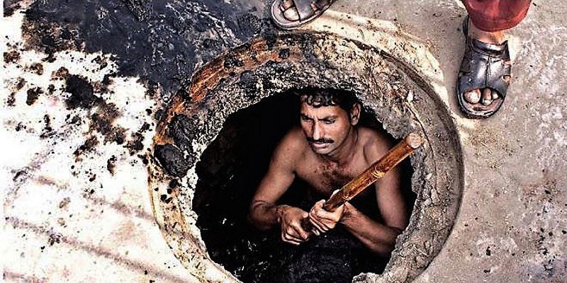India's Sewers are Death Traps for Workers