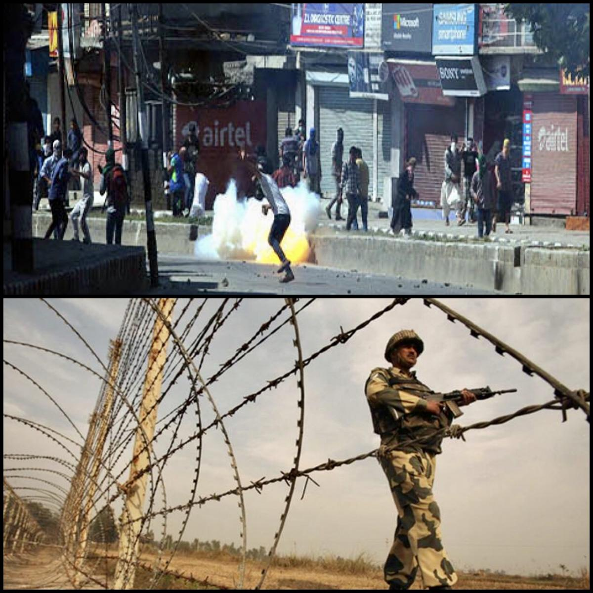 With Battle Lines Drawn & No Efforts at Dialogue, Kashmir, One Year after Burhan Wani's Killing