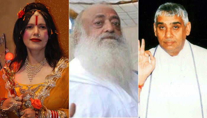 Sex, Murder, Corruption and India's Godmen: The Root Cause