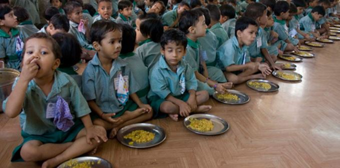 What 'Egg-zactly' Is the Problem with ISKCON's Mid Day Meals?