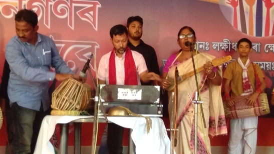 Assam Against Hindutva: A Report of the Cultural Protest Held in Guwahati
