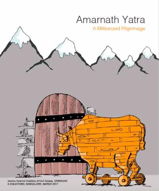 Amarnath Yatra: A Militarized Piligrimage