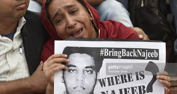 #BringBackNajeeb: CBI Drags Its Feet, No Progress in Missing JNU Student Case